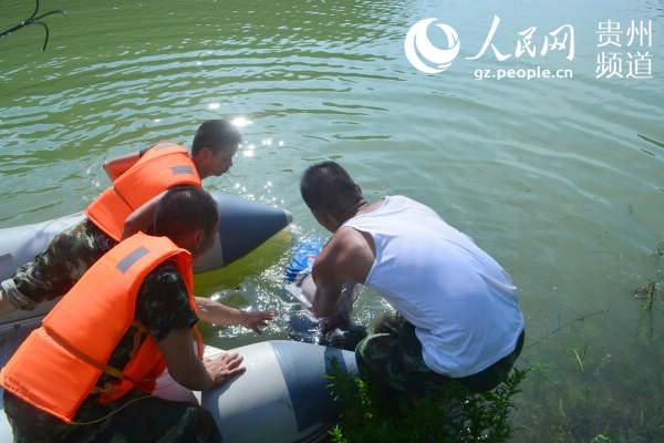 两名小女孩溺水 黔西南贞丰消防成功打捞
